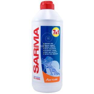 Sarma, 500 мл, засіб для миття посуду, Актив, ПЕТ