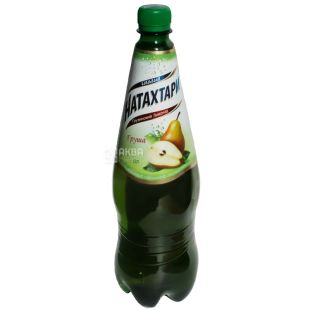 Натахтари, 1 л, сладкая вода, Груша, ПЭТ