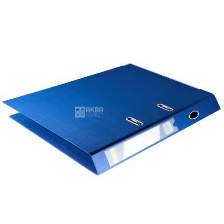 Buromax, Папка-регистратор, А5, 7 см, синяя