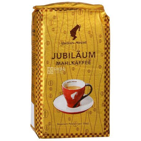 Julius Meinl Jubileum, 250 г, Кофе Юлиус Мейнл Юбилеум, средней обжарки, молотый