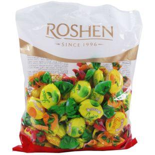 Roshen, 200 g, caramel, Juice mix, m / s