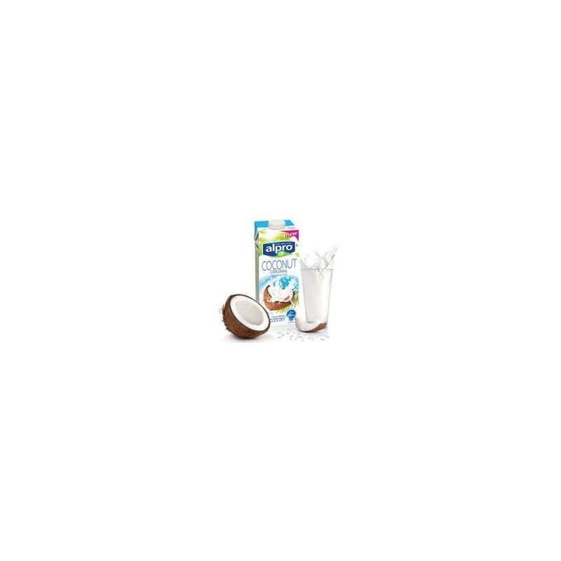 Alpro кокосовое молоко - Coconut Original 1 л, Напиток кокосовый Алпро