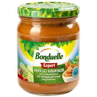 Bonduelle, 460 г, икра, Из кабачков, стекло