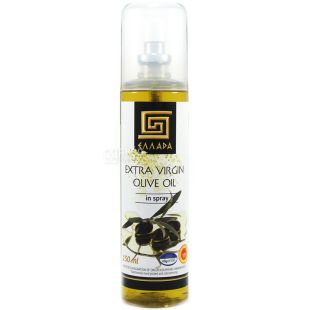 Ellada, 150 мл, масло оливковое, Extra Virgin, ПЭТ