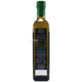 Ellada, 500 мл, Масло оливковое, Kid, Extra Virgin, стекло