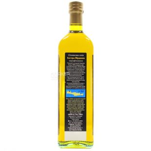 Ellada, 1 л, масло оливковое, Extra Virgin, стекло