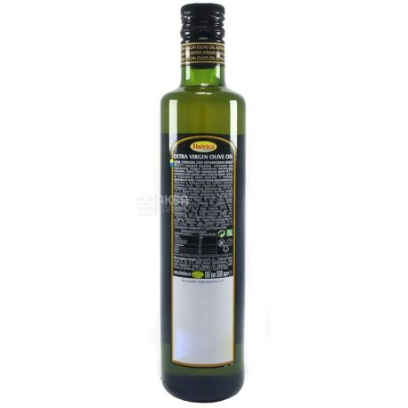 Iberica, 500 мл, Масло оливковое, Extra Virgin, стекло