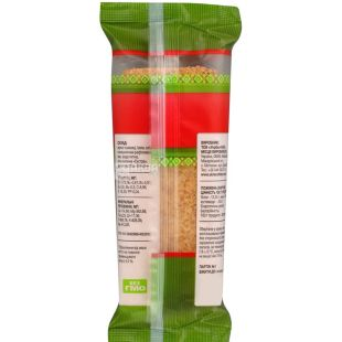 Росток, 120 г, хлібці, З пророщених зерен пшениці, З маком і родзинками, м/у
