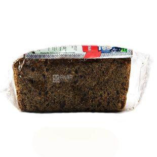 УкрЕкоХлеб, 330 г, хліб зерновий, Без дріжджів, Солодовий з овочами, м/у
