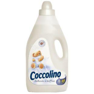 Coccolino, 4 л, кондиционер-ополаскиватель, ПЭТ
