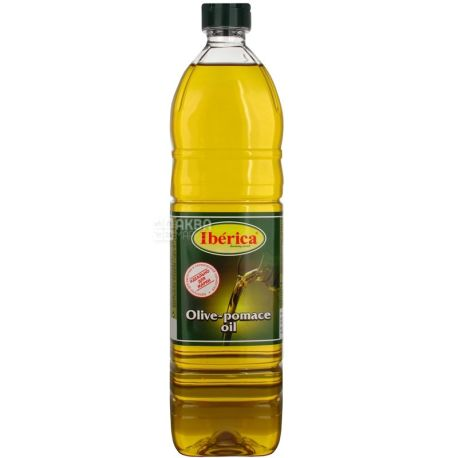 Iberica, 1 л, Олія оливкова, Olive-pomace oil, ПЕТ