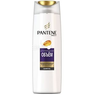 Pantene, 0,4 l, shampoo, additional volume