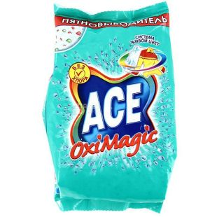 ACE, 200 g, stain remover, Oxi Magic, m / y