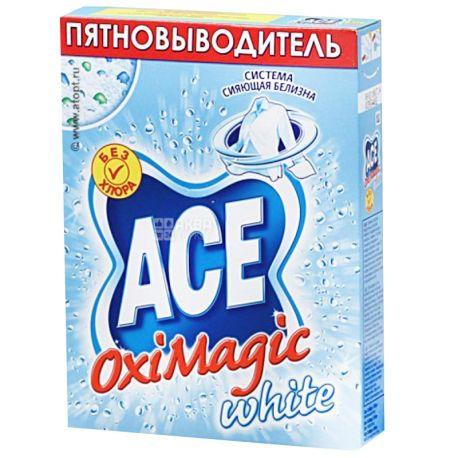 АСЕ, 500 г, плямовивідник, Oxi Magic White, м/у