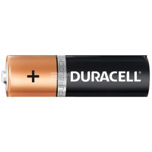 Duracell, 4 pcs., AAA, batteries, m / s