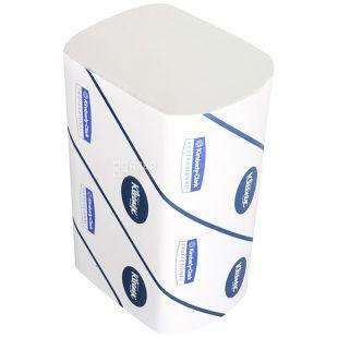 Kleenex, 96 шт., паперові рушники, Тришарові, ZZ, м/у