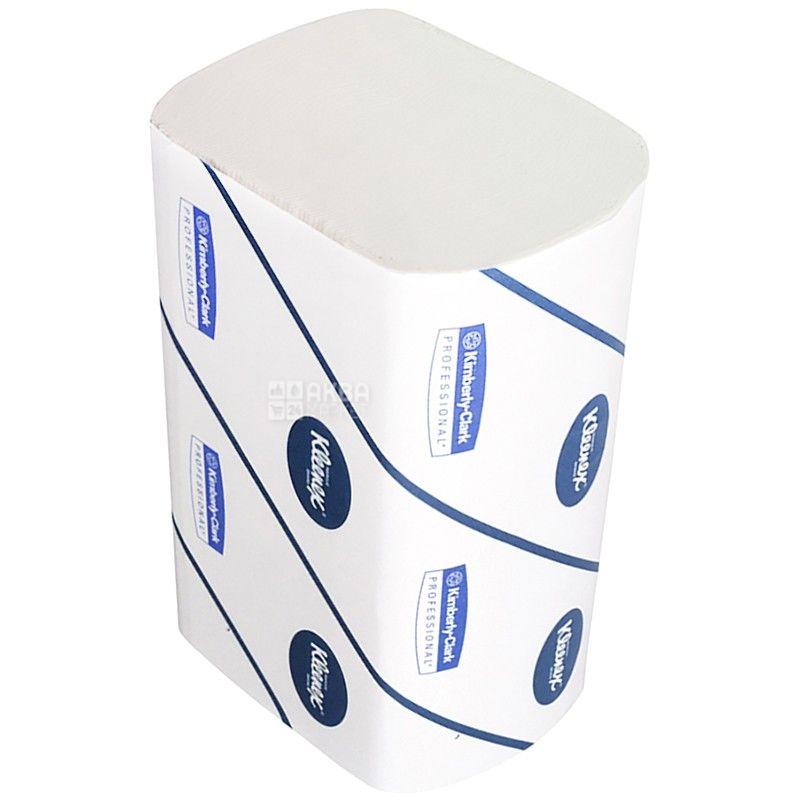Kleenex Professional, 96 аркушів, Паперові рушники Клінекс, 3-шарові, ZZ-складення