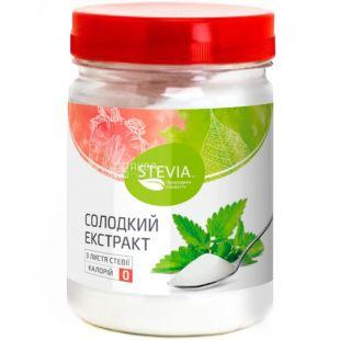 Stevia, 150 г, сладкий экстракт стевии, ПЭТ