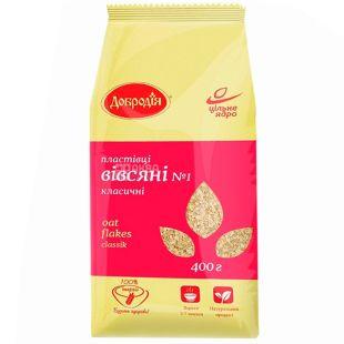 Dobrodіya, 400 g, oatmeal
