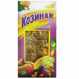 Very Tasty, 100 g, kozinaki, assorted, m / s