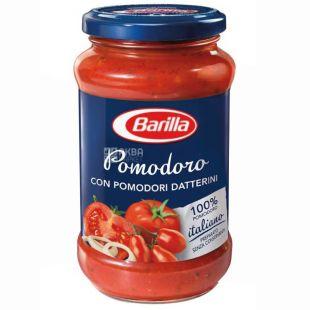 Barilla Pomodoro, 400 g, tomato paste sauce, glass