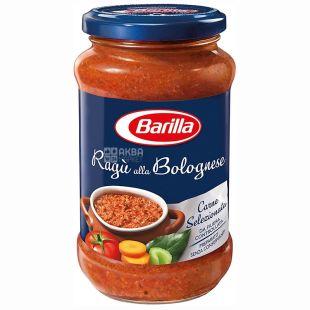 Barilla, 400 г, соус томатный, Ragu alla Bolognese, стекло