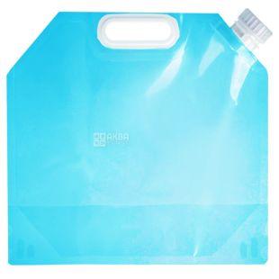 Пакет для налива воды, 5 л, С ручкой