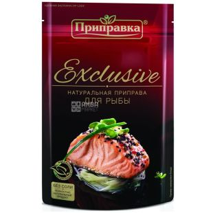 Seasoning, 50 g, seasoning for fish, Exclusive, No salt