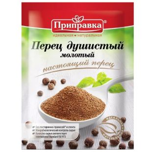 Seasoning, 15 g, allspice, Ground