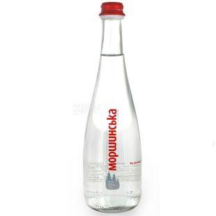 Моршинська Premium, 0,5 л, Упаковка 6 шт., Вода мінеральна негазована, скло