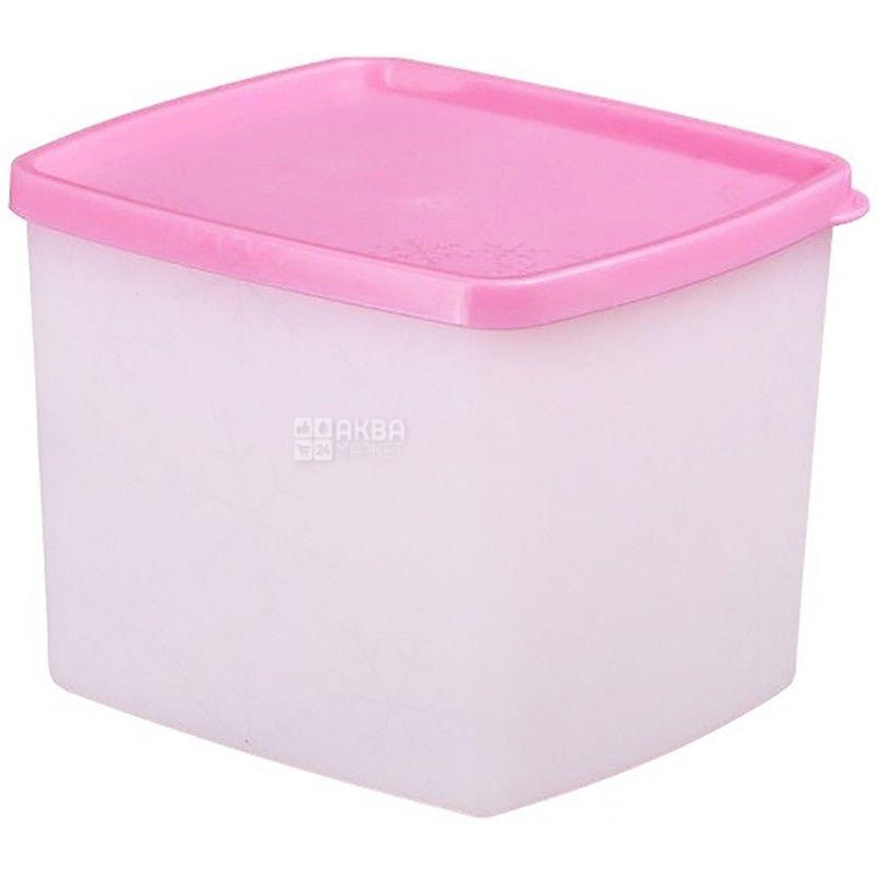 Al-Plastiс, Контейнер харчовий Artic Box, 126х113х98мм, 0,9 л