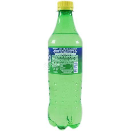 Sprite, 0,5 л, Спрайт, Вода солодка, зі смаком лайма і лимона, ПЕТ
