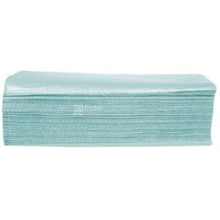 Велс, 160 шт., бумажные полотенца, V-сложения, Однослойные, Цветные, м/у