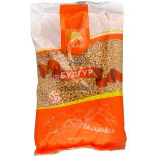 Olympus, 700 g, wheat groats, Bulgur