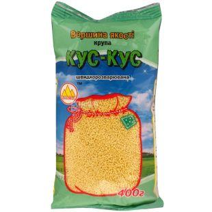Olympus, 400 g, wheat groats, Couscous