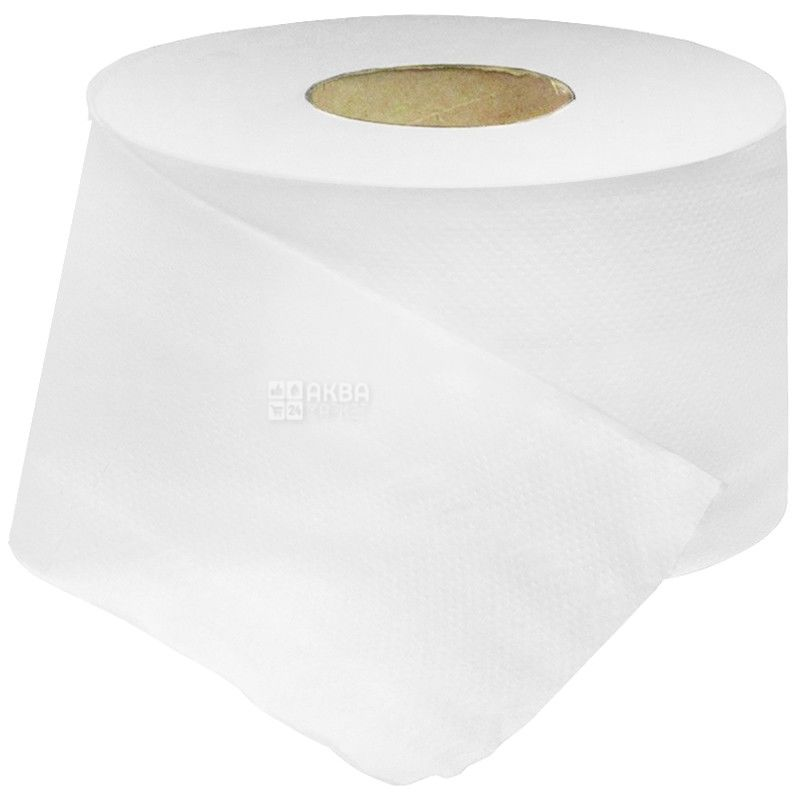 Wellis, 120 м, Туалетний папір Велс, Джамбо, 2-х шаровий