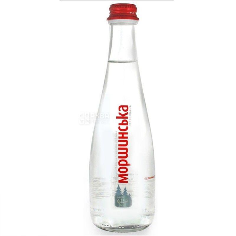 Моршинская Premium, Вода минеральная негазированная, 0,33 л