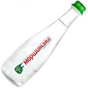 Моршинська, 0,33 л, Вода слабогазована, Premium, скло