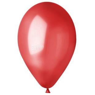 Gemar Balloons, 10 шт., воздушные шары, Пастель, Красные, м/у