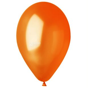Gemar Balloons, 10 шт., повітряні кулі, Пастель, Помаранчеві, м/у
