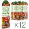 Наш Сок, Мультивитамин, 0,95 л, Сок с мякотью, Упаковка 12 шт.