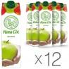Наш Сік, Яблуко, Упаковка 12 шт. по 0,95 л, Нектар натуральний