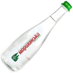Моршинская Premium, 0,5 л, слабогазированная вода, стекло