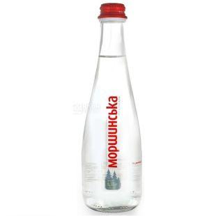 Моршинская, Упаковка 12 шт. по 0,33 л, Вода негазированная, Premium, стекло