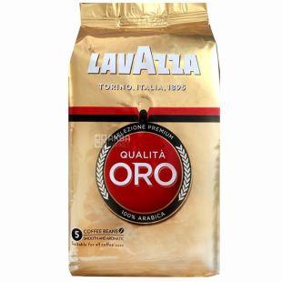 Lavazza, 1 кг, зернова кава, Qualita Oro, м/у
