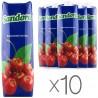Sandora, упаковка 10 шт. по 0,95 л, нектар, Вишневий, м/у