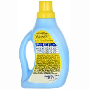 Eared nannies, 750 ml, liquid detergent