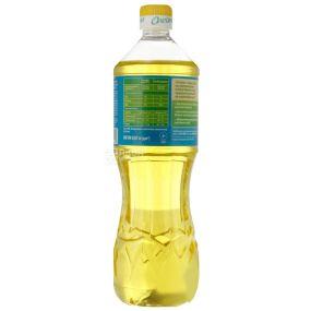 Олейна Традиционная, 0,85 л, масло подсолнечное, Рафинированное, ПЭТ