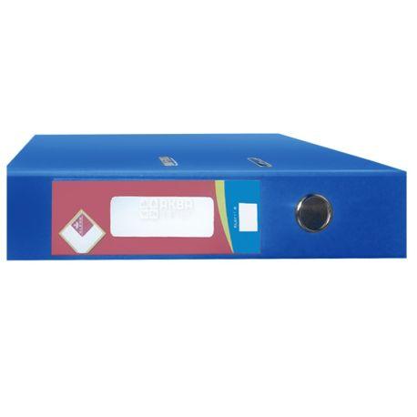 Klerk, Папка-реєстратор, А4, 7,5 см, синя