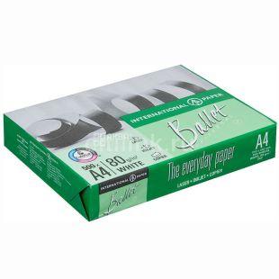 Ballet Universal Paper A4, class C +, 500 l., 80g / m2